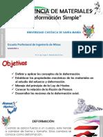 02 Deformacion Simple