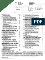 nc health inspection sheet