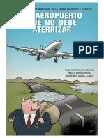 Comic contra el AICM
