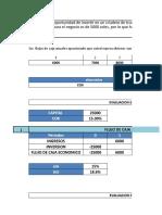 Evaluacion financiera - SOLUCION