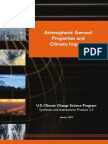 Atmospheric Aerosol Properties and Climate Impacts Report - Geo-engineering, Chemtrails