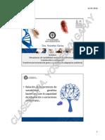 Sesion 6. Genetica Bacteriana