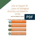 EXPORTACION BIOLOGICA