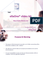 2012 Ellaone Slides Kit