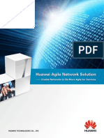 Huawei Agile Network Solution Brochure (Detailed Version)