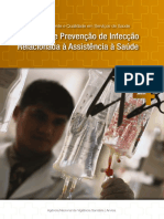 Caderno 4 - Medidas de Prevenção de Infecção Relacionada à Assistência à Saúde