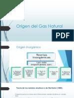 Origen Del Gas Natural