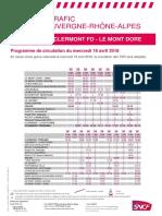 Clermont Le Mont Dore
