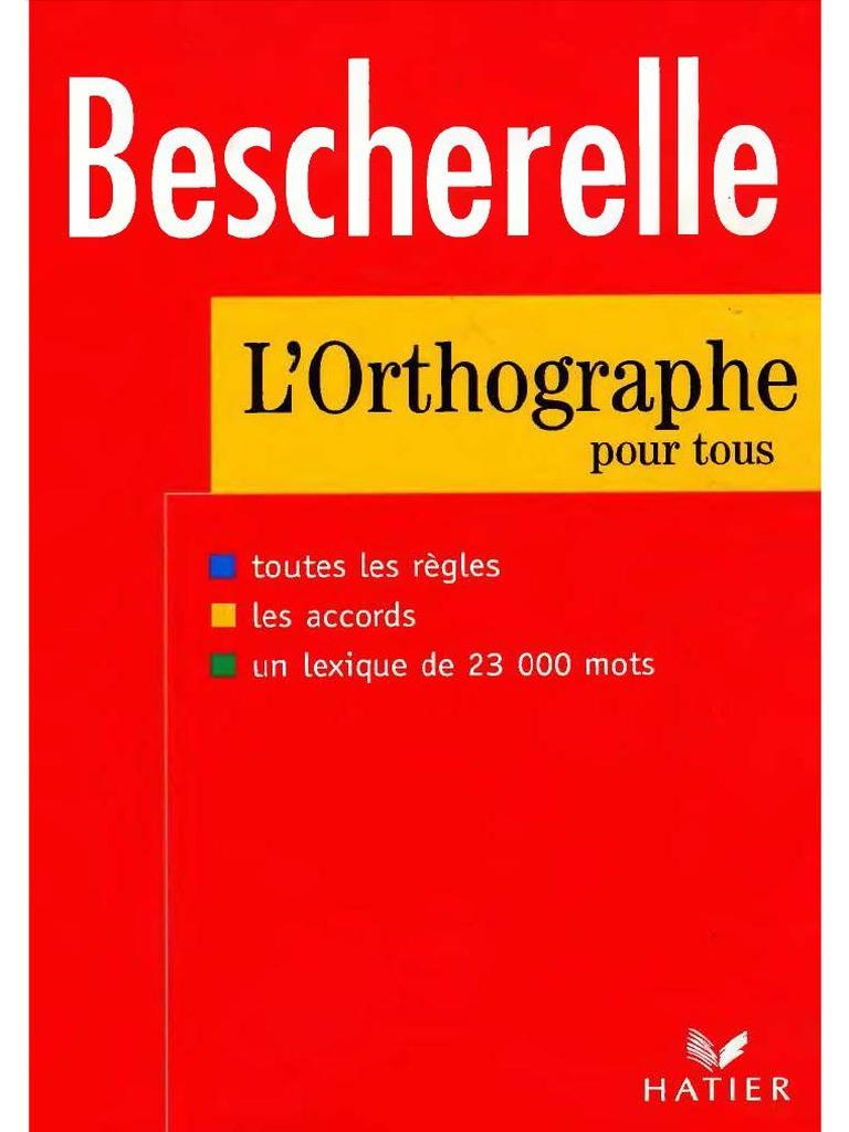 Francais | Orthographie | Langue française