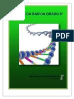 Libro Genética Básica Grado Octavo