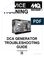 DCA Troubleshooting Guide