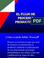 4. Producción - Unidad II - 2.5 - El Flujo de Procesos