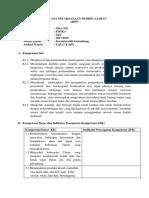 RPP Karakteristik Gelombang