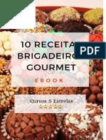 10 Receitas de Brigadeiros Gourmet