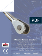 Macalloy Brochure Tension Structures December_2017_V1