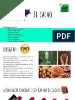 Recursos Naturales_ El Cacao