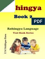 Rohingya Language Book 2