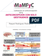 Anticoncepción Sólo Gestágenos (3)