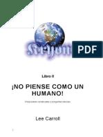 Kryon 2 No Piense Como Un Humano l Carroll PDF