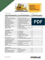 Checklist_Trator de Esteira