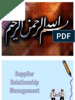 Supplier Relationship Process2