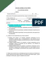 Banco de Reactivos OPD III