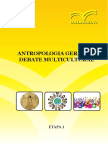 Antropologia Geral e o Debate Multiculturismo