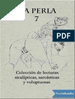 La Perla, Número 7.pdf