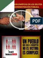Delitos Contra La Administración Pública y Sus Implicancias.