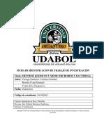 Diplomado Primer Modulo (Metodo Quimico y Meor)