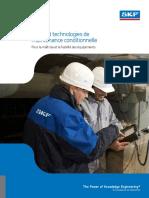 Brochure Outils Et Technologies de Maintenance Conditionnelle BD