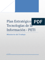 Plan Estratégico de Tecnologías de la Información - PETI V5.pdf