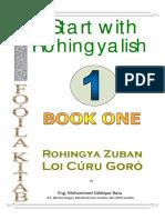 Rohingya Language Book A- Z (C)