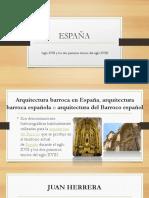 España ARQUITECTURA Barroco