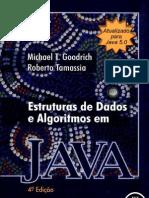 Livro Estrutura de Dados e Algoritmos Em Java