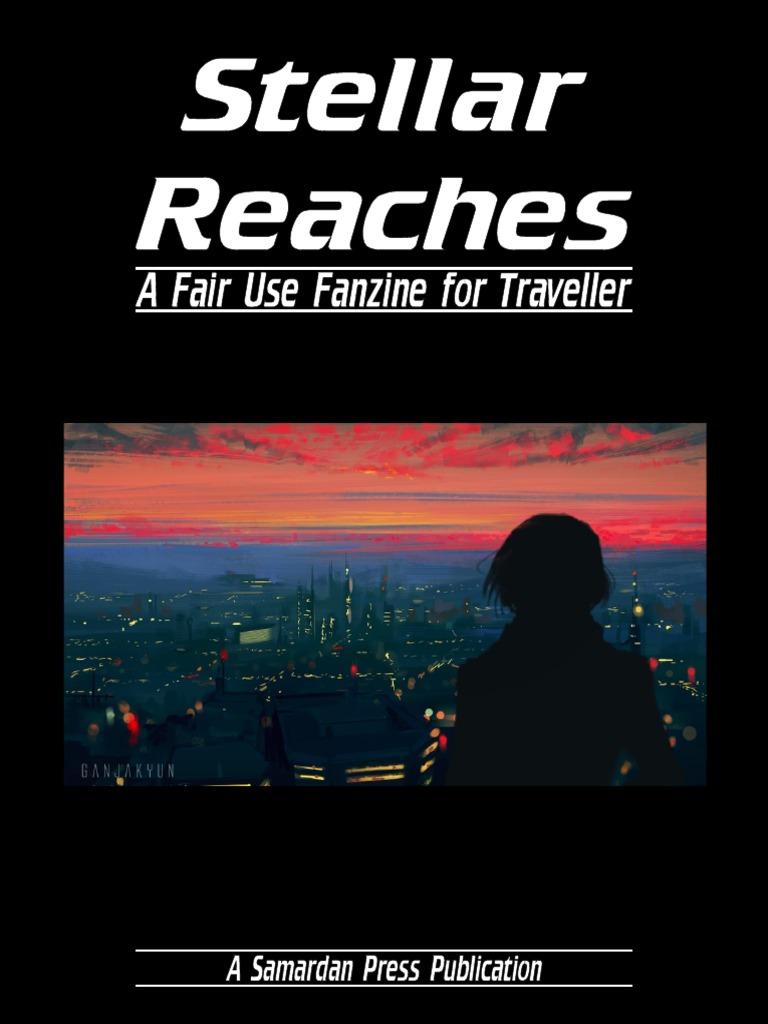 Stellar Reaches #27   Fair Use   Copyright