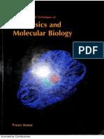 Biophysics & Molecular Biology by Pranav Kumar