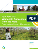 Wisconsin Successes From the Field Fiscal Year 2017