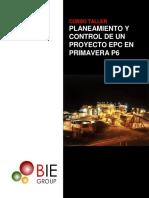 Brochure EPC Primavera P6 Online