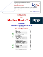 11. Handouts for Madina Book2and3