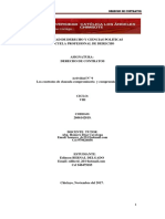 DERECHO DE CONTRATOS ACT N° 9