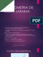 Cefalometria de Jarabak