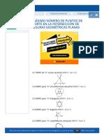 Puntos de Intersección de Figuras Geométricas Planas