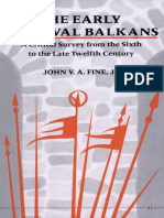 John V. A. Fine-The Early Medieval Balkans_ A Critical Survey from the Sixth to the Late Twelfth Century-University of Michigan Press (1991).pdf