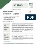 Ecografia de pancreas