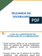 Base Teorica de Vocabulario