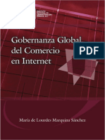 Gobernanza Global Del Comercio Electrónico de Internet