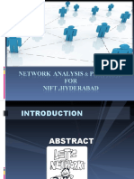 Network Proposal for NIFT HYDERABAD