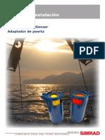 384634aa Px Door Adapter Installation Spanish