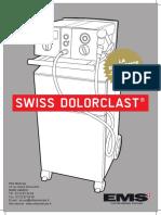 Dolorclast EMS Doc Generale Ondes de Choc Radial
